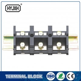 Reasonable price Solar Combiner Box - (300A)din-rail type Three phase three wire large current multi-channel output measuring box special junction box – Haiyan Terminal