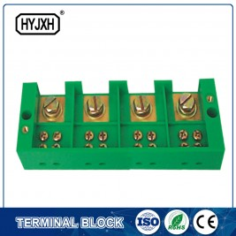 Wholesale Discount Steel City Junction Box - four inlet,multi-outlet connection terminal block for metering box – Haiyan Terminal