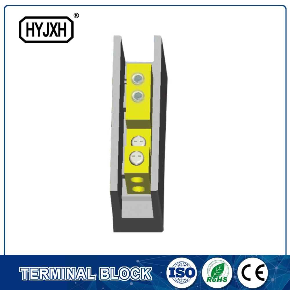FJ6C-1 Single-pole series heavy current terminal blocks for measuring box(hole insertion type)