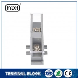 Free sample for Lockable Wall Box - One inlet,multi-outlet din-rail type combination connection terminal block – Haiyan Terminal