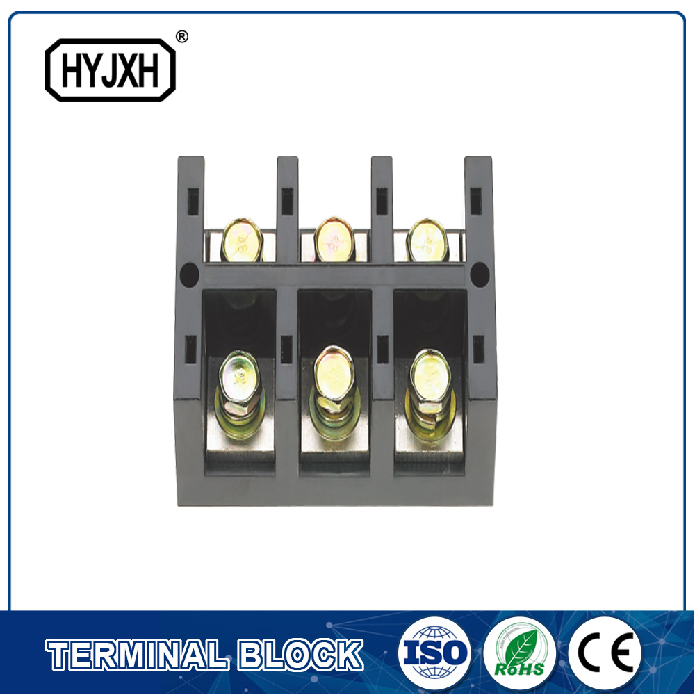 FJ6-JHT series three-phase three-wire heavy current connection terminal block