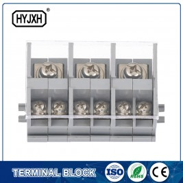 Reasonable price for Aluminum Waterproof Enclosure - 2din-rail type composite Three-inlet multi-outlet connection terminal for metering box – Haiyan Terminal