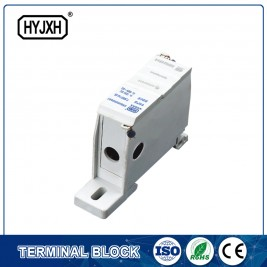 FJ6S series special type Multi-function enclosed anti-theft electricity connection terminal block(cross entry type)