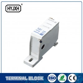 FJ6S series special type Multi-function enclosed anti-theft electricity connection terminal block(side entry type)
