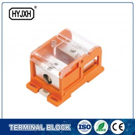 DIN rail type Multi-purpose energy measuring terminal block (Max inlet diameter 240 SQMM)