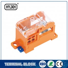 (single nut)right side Outlet Zero row connection terminal block