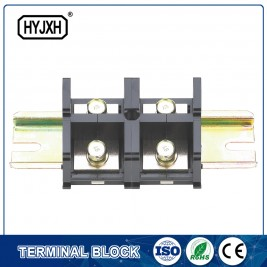 (250A)din-rail type Single phase large current multi-channel output measuring box special junction box