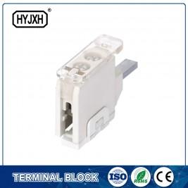 Bottom price Plastic Box Enclosure Electronic - FJ6G1 plug-pin type switch connection terminal block(63 type) – Haiyan Terminal