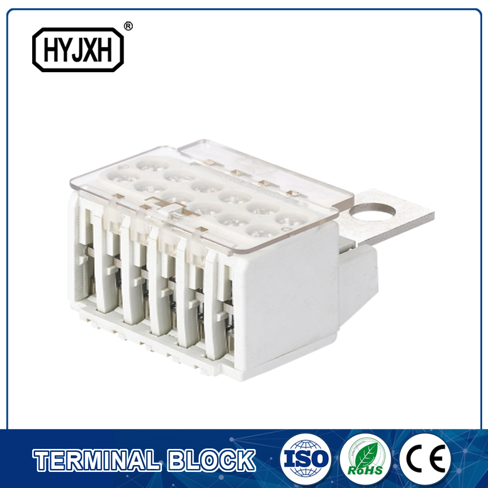 FJ6G1-400 combined type switch connection terminal block