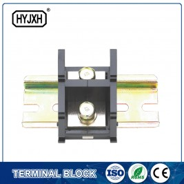 (300A)din-rail type Single pole large current multi-channel output measuring box special junction box
