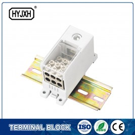Special Design for Straight Connection Terminal Block -