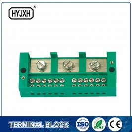 Chinese wholesale Zero Line Copper Terminal -