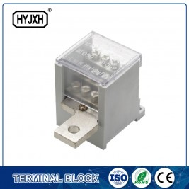 2017 China New Design Zero Row Terminal Block -