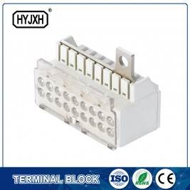 p268-p271 FJ6N1-250 neutral line switch connection terminal block(Match circuit breaker left and right combination)