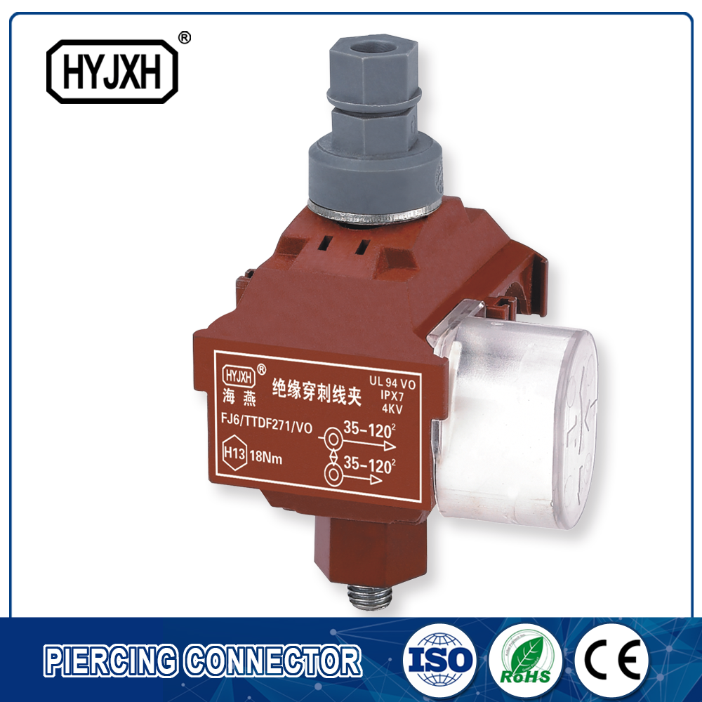 FJ6/TTDF Series insulation piercing connector(1KV)