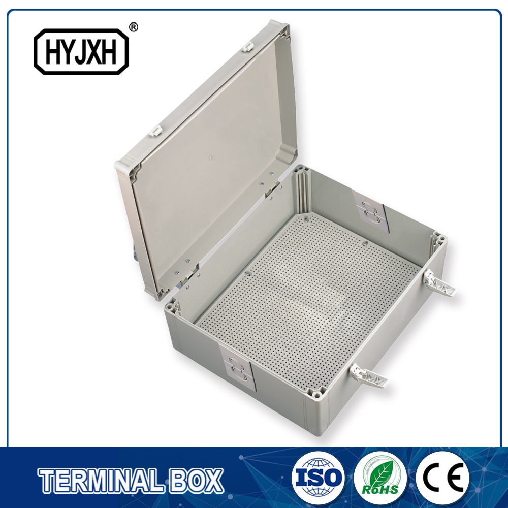 p341-p342   (Cooperate with T-type terminal block use) flip type Water proof junction box